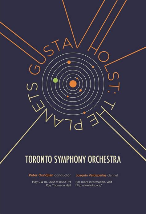 orchestra layout poster toronto symphony orchestra concert poster by yukiko suzuki