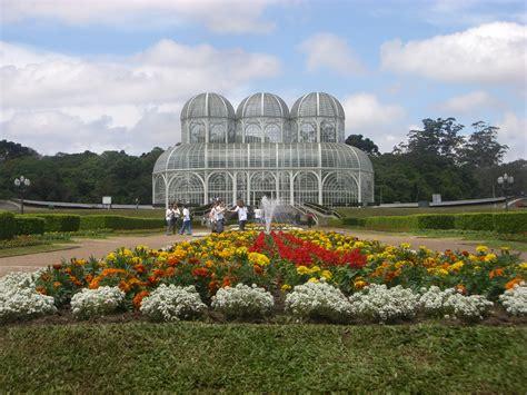 Botanical Garden Of Curitiba Botanical Garden A Post Card Of Curitiba Travel To Parana