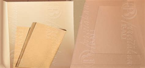 Kertas Yellow Board bahan percetakan bali