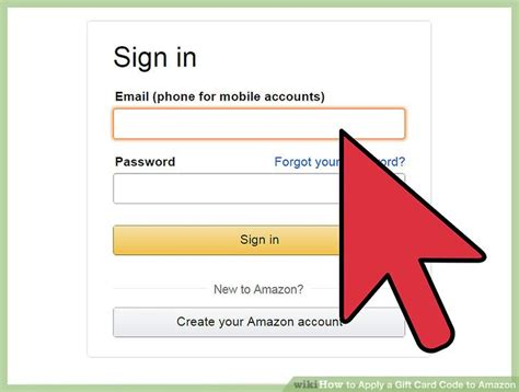 3 ways to apply a gift card code to amazon wikihow - Apply A Gift Card To Amazon