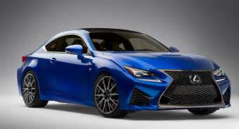 2015 lexus rcf car interior design