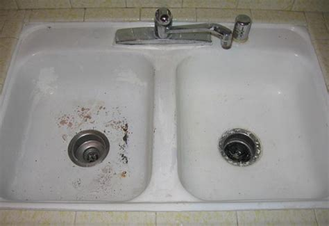 kitchen sink before from renew kitchen bath