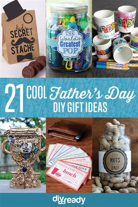 Fathers Day Gift Ideas For The by 21 Cool Diy S Day Gift Ideas Diy Projects Craft