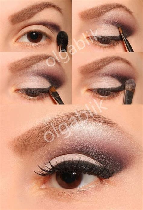 Eyeshadow Smokey 127 best images about step by step eye makeup lesson on