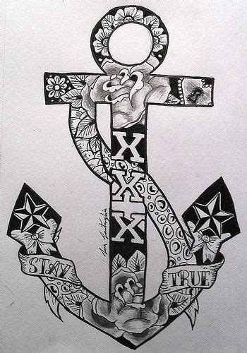 straight edge tattoo designs quot stay true quot edge this one is tottaly made