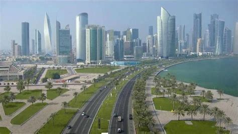 the corniche corniche view picture of doha qatar tripadvisor