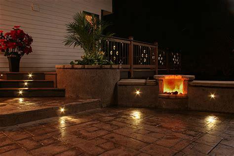 Embedded Patio Lights Outdoor Led Recessed Lights Dekor 174 Lighting