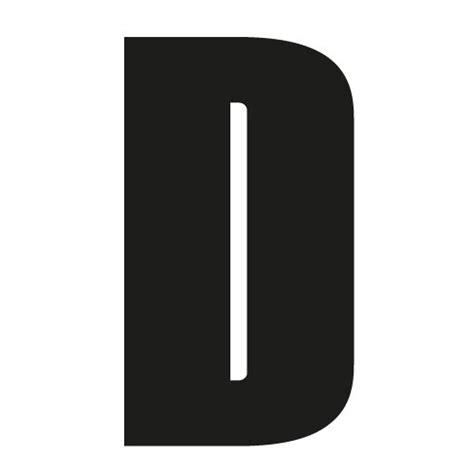 Buchstaben An Der Wand by Magnettafel Typoboard Typisch Buchstabe D Drinnen An