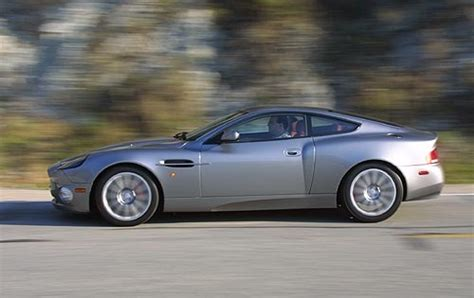 Aston Martin Vanquish 2003 by 2003 Aston Martin V12 Vanquish Options Features Packages
