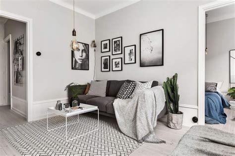 Fabulous Scandinavian Apartment With White Interior Design | fabulous scandinavian apartment with white interior design