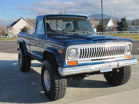 jeep honcho lifted 1976 jeep j10 lift with 37 quot tires