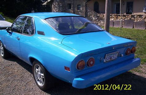 1975 opel manta for sale bright blue 1975 opel manta 1 9 german cars for sale blog