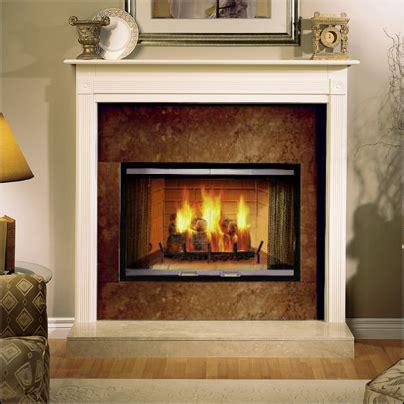 Majestic Wood Burning Fireplaces Majestic Wood Burning Fireplace