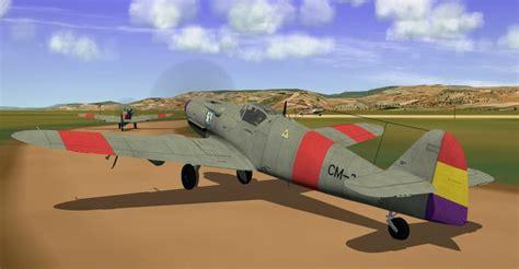 spanish republican aces aircraft avia s 199 mulo spanish republican air force thirdwire strike fighters 2 series sci fi
