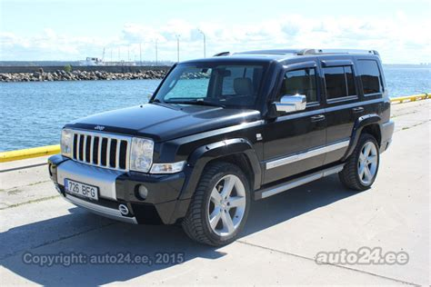 Jeep Commander Tire Size 2007 Jeep Commander Startech Overland 3 0 Crd 160kw Auto24 Lv