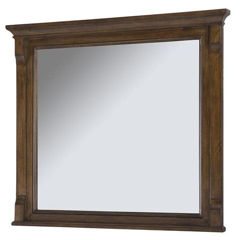 home decorators mirror home decorators collection creedmoor 36 in w x 32 in l