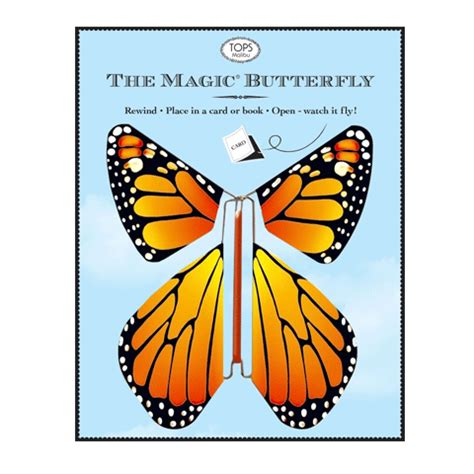 how to make a card jump out of the deck tops malibu magic 174 butterfly flies out of greeting card