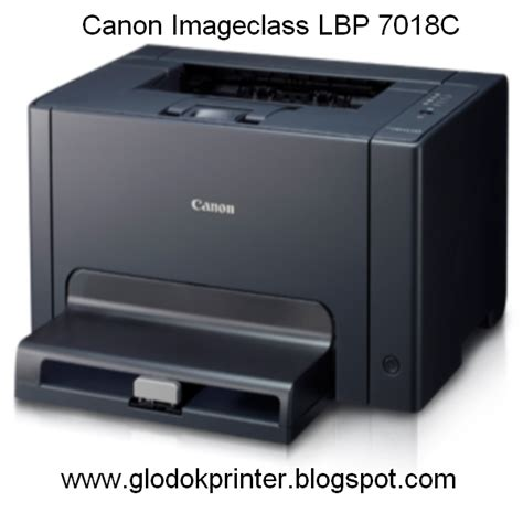 Printer Canon Di harga printer canon imageclass lbp7018c laser color di jakarta glodok mangga dua glodok printer