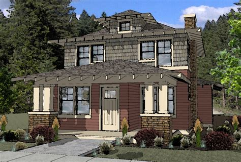 american 4 square house plans craftsman foursquare house plans