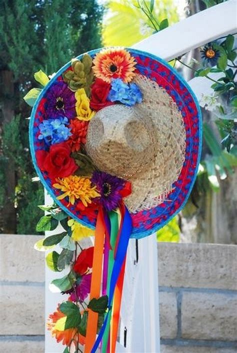 colorful mexican festive wedding ideas page