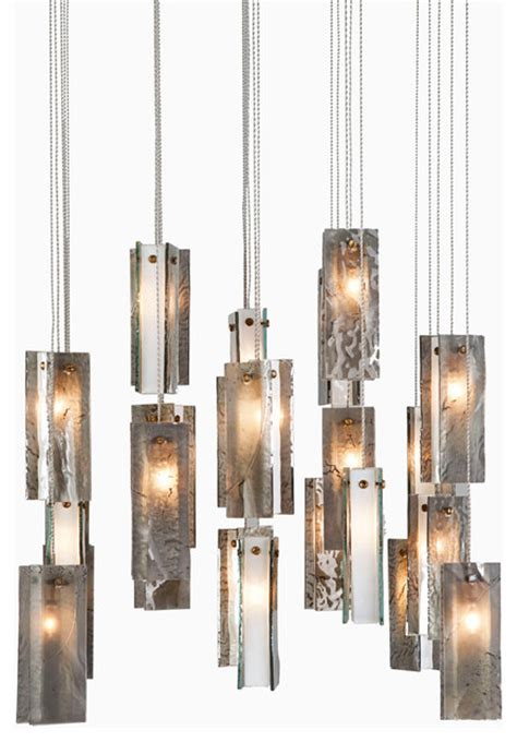 Modern Glass Chandelier Lighting Glass Drops Chandelier Modern Chandeliers By Light In