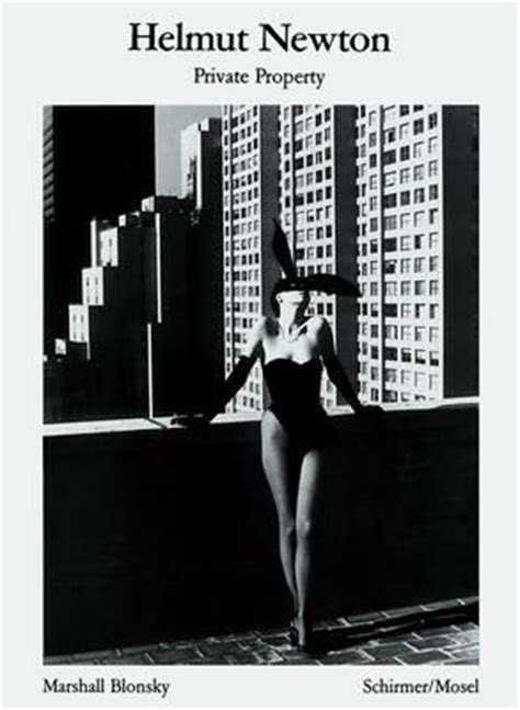 libro helmut newton private property helmut newton private property helmut newton 9783888143915