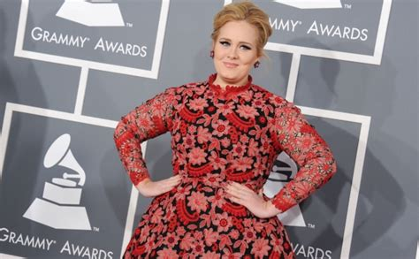 adele arrives at the 55th annual grammy awards at staples man arrested for attempting to upstage adele at grammy