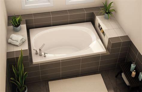 drop in bathtub dimensions ov drop in bathtub aker by maax