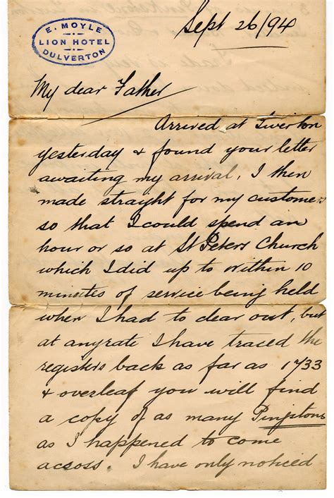Letter Written File Letter Posted In 1894 Arp Jpg