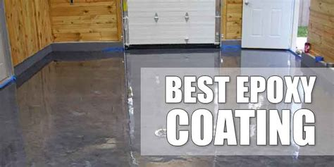 Garage Floor Paint Coverage What Is The Best Epoxy Coating For Your Garage Floor