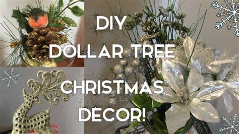 dollar tree christmas tree decoration youtube diy dollar tree decor 7 ideas for the holidays