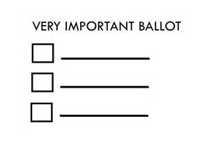 create a voting ballot template blank ballot onlynina flickr