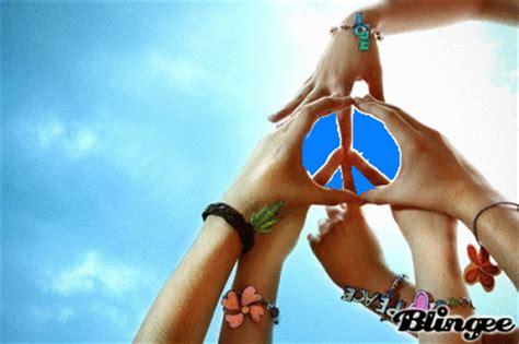 Peace Sign Meme - peace meme picture 103099238 blingee com