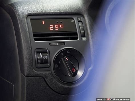 ecs news vw mk  pcars boost gauge