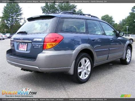 2005 Subaru Outback 2 5xt Limited by 2005 Subaru Outback 2 5xt Limited Wagon Atlantic Blue