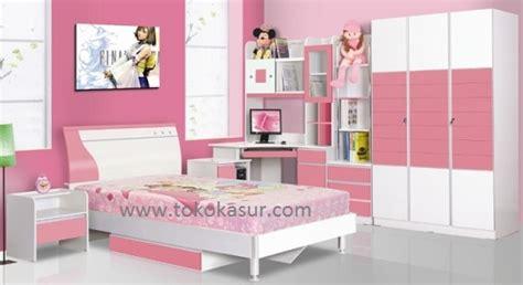 Lemari Pakaian Equity kamar set equity apple paket b toko kasur bed