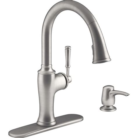 how to tighten kitchen sink faucet tighten kohler kitchen faucet handle
