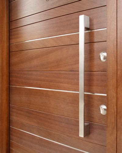 door pull handle option  urban front stainless