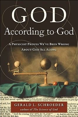 along with the gods book god according to god a physicist proves we ve been wrong