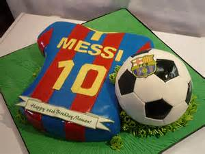 Pin 3d cakes barcelona jersey cake soccer ball and cake on pinterest