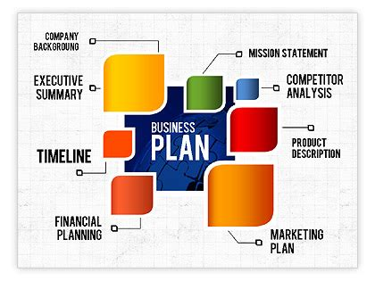 Business Plan Creative Presentation Template For Powerpoint Presentations Download Now 02401 Creative Business Plan Template Free