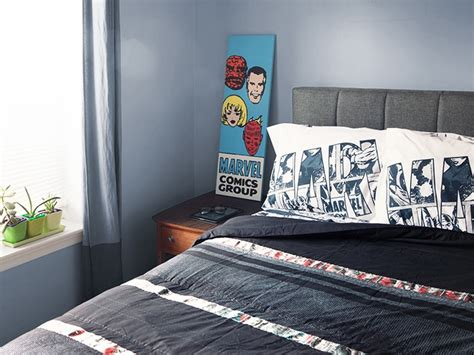 comic book bedding 24 ways to geek up your bed with nerdy sheets and bedding