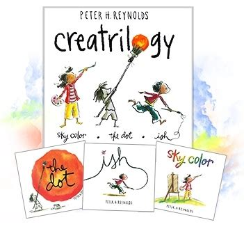 libro sky color creatrilogy new dot day posters fun activities resources to celebrate creativity