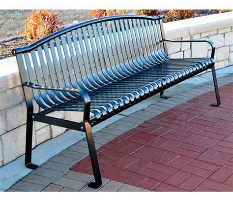 Patio Furniture Rockford Il Pb6 Rock Rockford Outdoor Bench