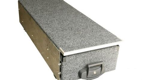 outback 4wd interiors single roller drawer