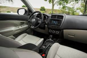 Mitsubishi Outlander Sport Interior Pictures by 2016 Mitsubishi Outlander Sport Debuts With Updated Styling