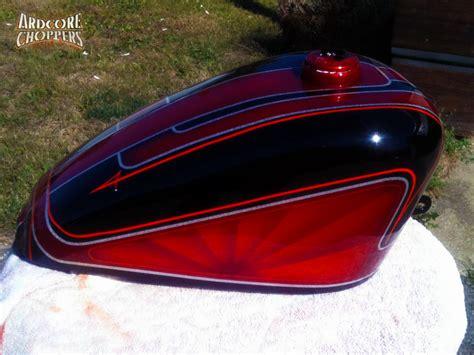 custom paint custom painted sporty gas tank for sale bikermetric