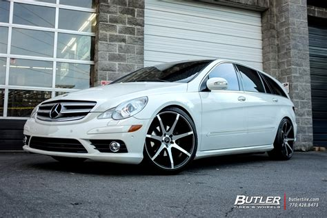 mercedes  class   savini bm wheels exclusively  butler tires  wheels
