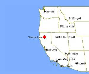 shasta lake profile shasta lake ca population crime map