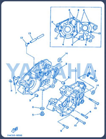 yamaha crypton z thai look wiring diagrams repair wiring